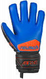 Reusch Attrakt S1 Junior 5072215 7083 black blue orange back
